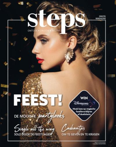 STEPS MAGAZINE - Abonnement 1 jaar