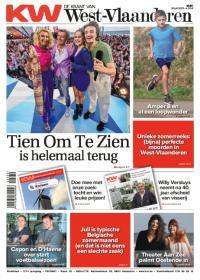 Krant van West-Vlaanderen - Digitaal jaarabonnement via domiciliëring
