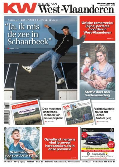 Krant van West-Vlaanderen