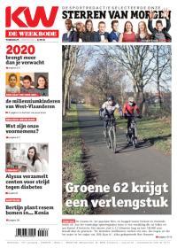 Krant van West-Vlaanderen - Digitaal abonnement via domiciliëring