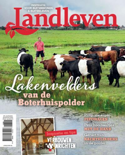 LANDLEVEN BE - Jaarabonnement met specials