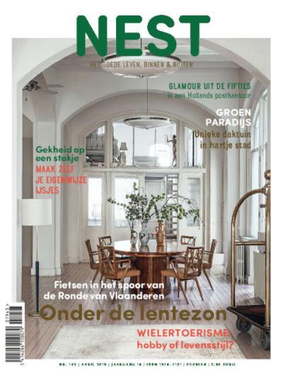 Nest - 2 jaar + 1 nummer gratis (domiciliëring)