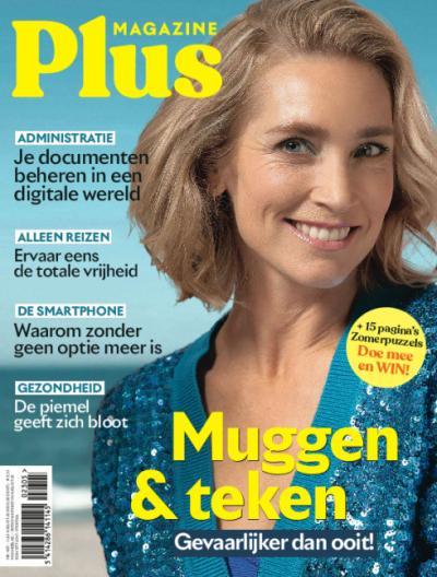 Plus Magazine - Jaarabonnement via overschrijving + geschenk