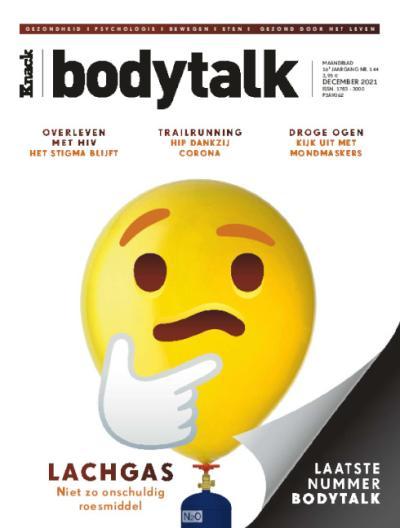 Bodytalk - 1 jaar via domiciliëring