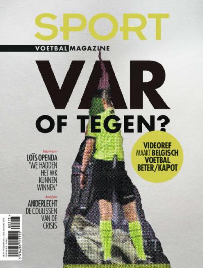 Sport/Voetbalmagazine - 1 jaar via domiciliëring